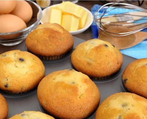 muffin recipe with essential oils
