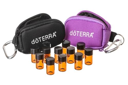 doterra essential oils keychain