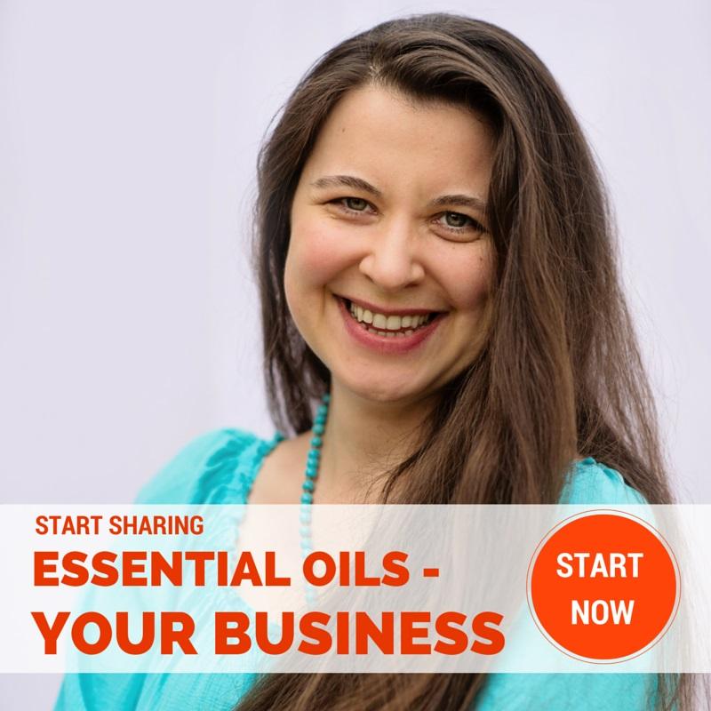 build essential oil business doterra