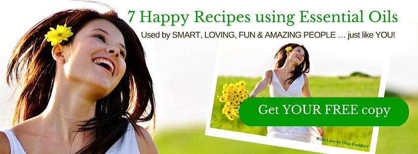 doterra essential oil recipe book